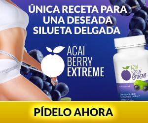 Acai Berry Extreme - pérdida de peso