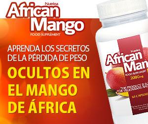 African Mango - pérdida de peso