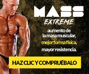 Mass Extreme - músculos