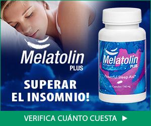 Melatolin Plus - insomnio