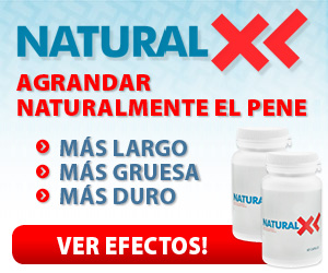 Natural XL - erección